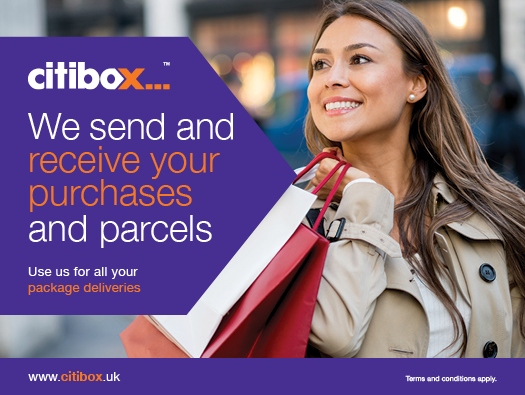 Citibox - We send and receive your purchases and parcels