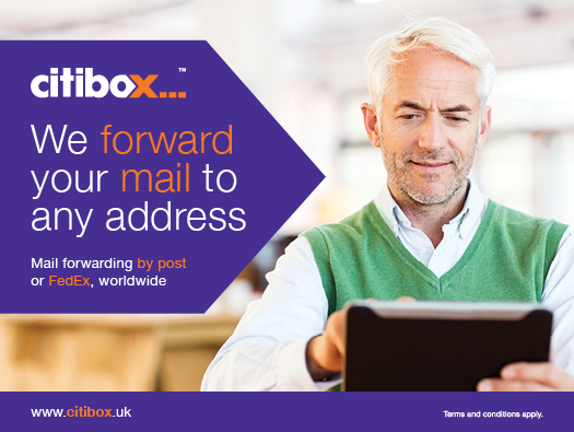 Citibox - We forward your mail to any address